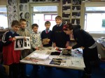 Making Prints in 4th. Class2