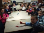 Making Prints in 4th. Class4