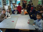 Making Prints in 4th. Class7