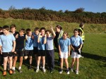 Athletics Cross Country Event 204