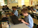 Lateral learning with laptops1