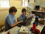 Lateral learning with laptops5