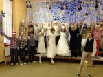 4th Class Christmas Play10