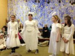 4th Class Christmas Play21