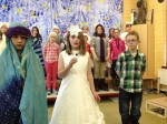 4th Class Christmas Play31