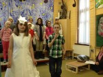 4th Class Christmas Play32