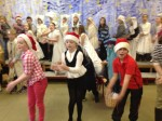 4th Class Christmas Play33