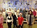 4th Class Christmas Play34