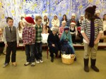 4th Class Christmas Play38