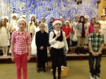 4th Class Christmas Play40