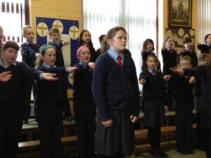 Easter Assembly18