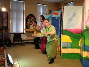 Theatre in school01