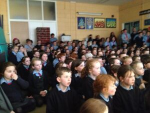 Theatre in school04