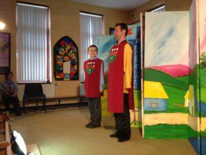Theatre in school10