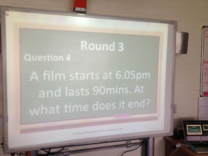 Maths Quiz23