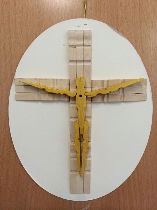 Crucifix 12